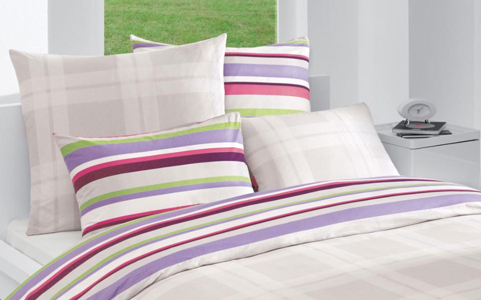 Спалното бельо наистина е много важна част от нашето легло